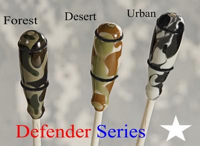The Defender Series™ Director Baton