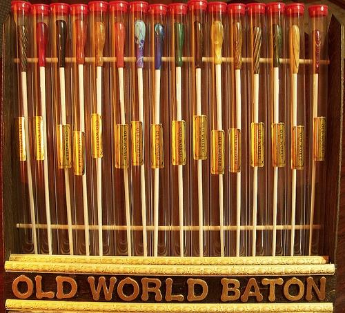 Conducting baton stand